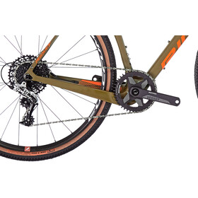 Ridley Bikes Kanzo C ADV Rival1 HD, camo green/orange